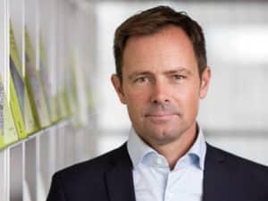 Jean-Luc af Geijerstam, generaldirektör på Myndigheten för vård- och omsorgsanalys. Fotograf: Rickard Kilström